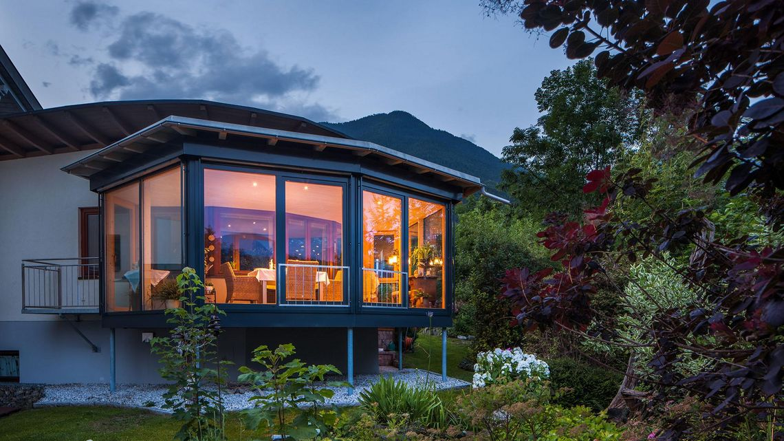 Holzhauser Aufstockungen Bauen Mit Holz Tirol Holzbau Aktiv